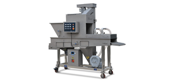 SXJ600-V Breading Machine