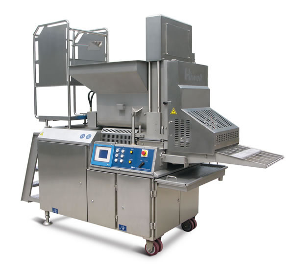 automatic food cooking machine